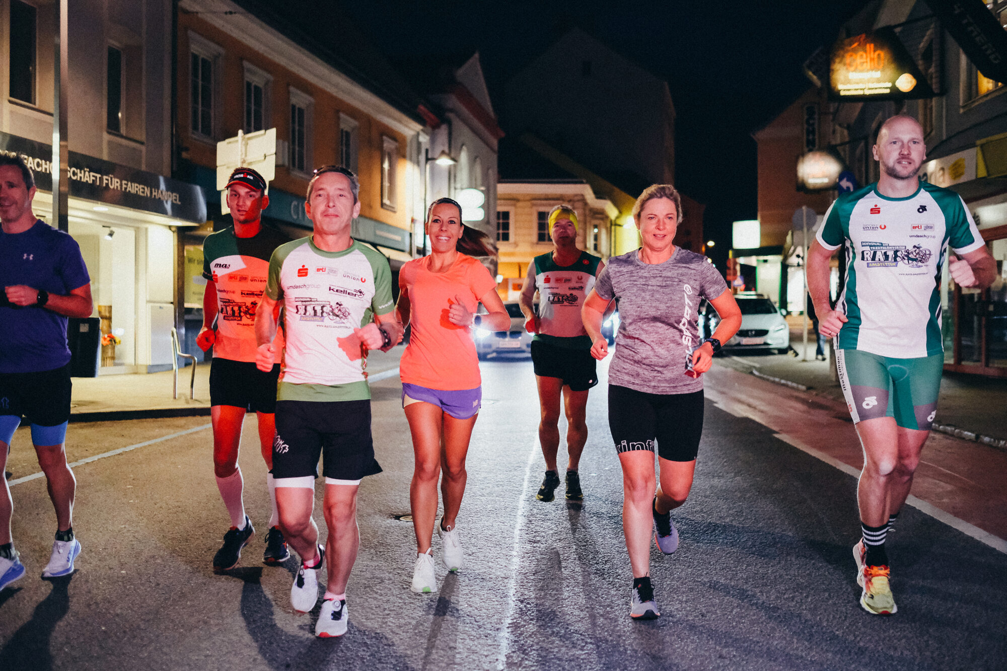 ABGESAGT* Stadt Amstetten Night Run powered by - FitLike